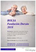 BOLSA Fundación Dorzán 2018